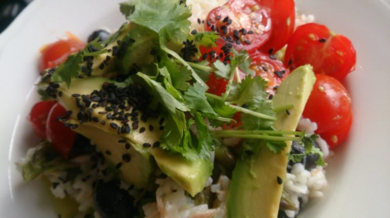 rissoto po naszemu ryż z warzywami