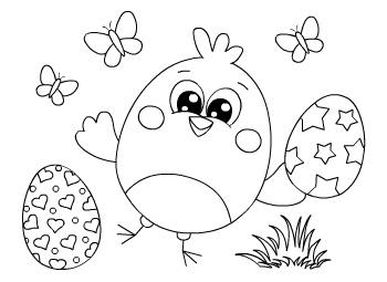 Wielkanoc. Darmowe materiały edukacyjne dla dzieci.