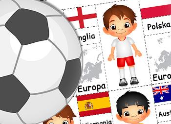 Mundial 2018. Darmowe materiały edukacyjne dla dzieci.
