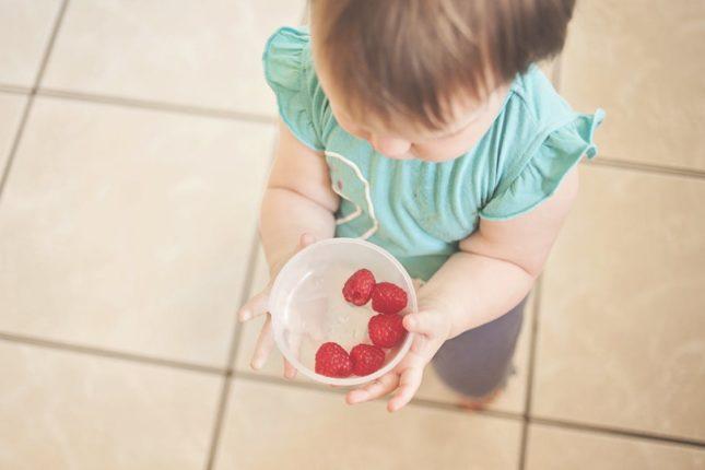 zdrowa dieta dzieci