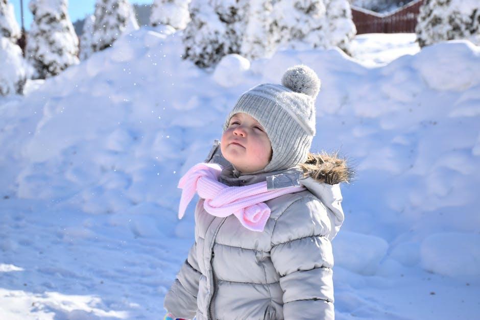 Jak ubrać dziecko jesienią i zimą?