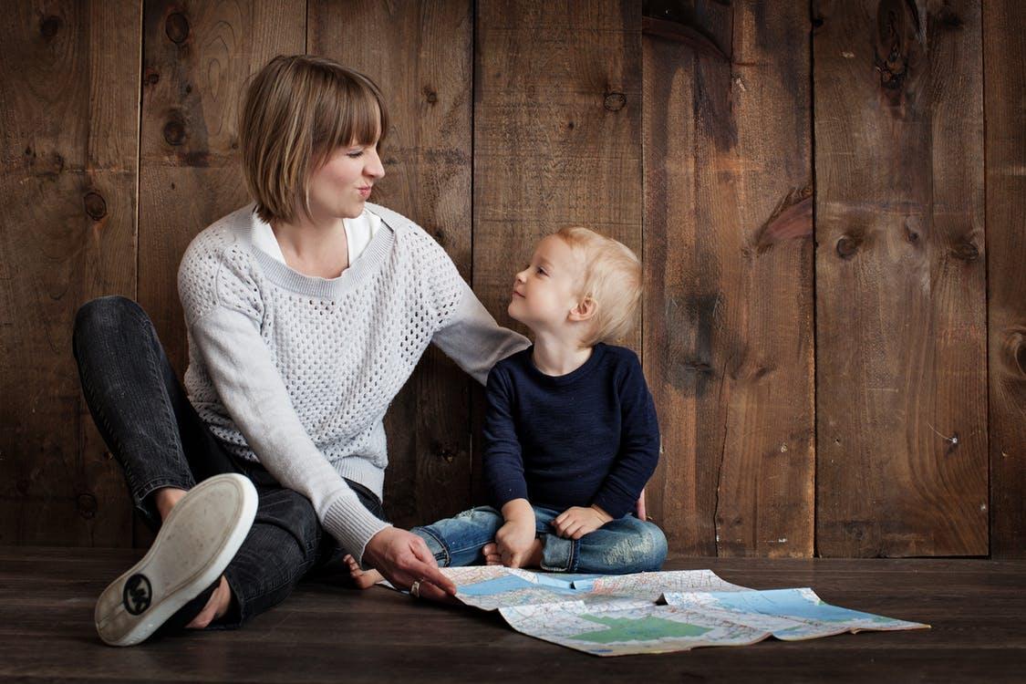 Dobre wychowanie dziecka - problemy wychowawcze dzieci wwieku przedszkolnym